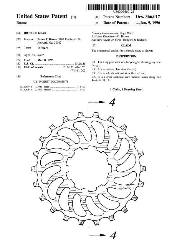 Pictures Of Design Patent Examples